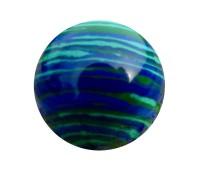 Flow LTC edelsteen blue green agaat