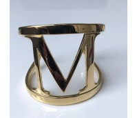 Melano bangle limited edition gold