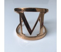 Melano bangle limited edition rose gold