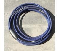 Qudo Monterenzio armband licht jeans blauw