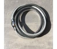 Qudo Twin armband grijs/zilver