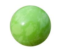 Flow LTC edelsteen lime green agaat