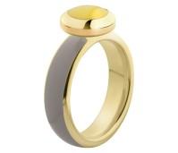 Melano Vivid ring gold - taupe
