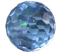 Melano Cateye stone zirkonia facet aqua