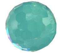 Melano Cateye stone zirkonia facet turquoise