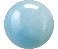 Melano Cateye special stone aquamarine