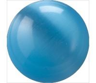 Melano Cateye stone balletje light blue
