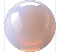 Melano Cateye stone zirkonia milk pink