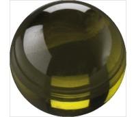 Melano Cateye stone zirkonia olive