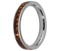 Melano Stainless Steel ring stainless steel coffee