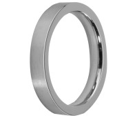 Melano Stainless Steel Friends ring stainless steel mat