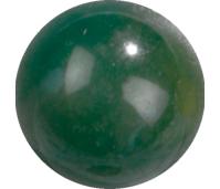 Melano Cateye semi precious stone balletje mosagate