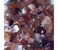 genoeg vulling voor 2 globe sieraden 2-4 mm geleverd in een leuk flesje  Kleuren kunnen iets afwijken van de afbeelding