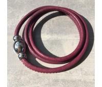 Qudo Tender armband aubergine paars