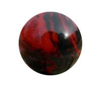 Flow LTC edelsteen red black agaat