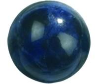 Melano Cateye semi precious stone balletje sodalite