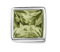 Enchanted square zirkonia olivine