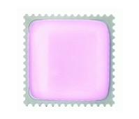 Stamps mystic stone licht roze