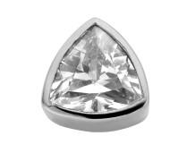 Enchanted triangle zirkonia white