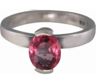 Charmins oval pink diamond XL19