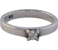 Charmins white wedding diamond XL30