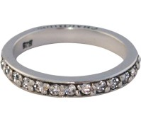Charmins white engagement diamond XL31