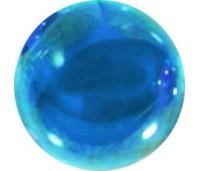 Melano Cateye stone zirkonia blue