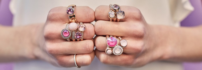 twee handen vol ringen
