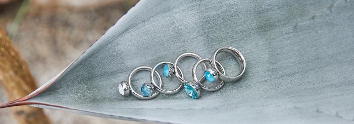 ringen op blad